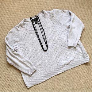 Lane Bryant Crew Sweater